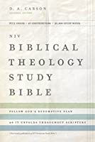 NIV, Biblical Theology Study Bible, Hardcover, Comfort Print: Follow God's Redemptive Plan as It Unfolds throughout Scripture