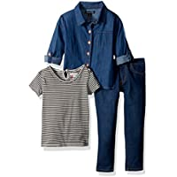 Limited Too Girls' Fashion, Knit Top and Pant Set (More Styles Available)