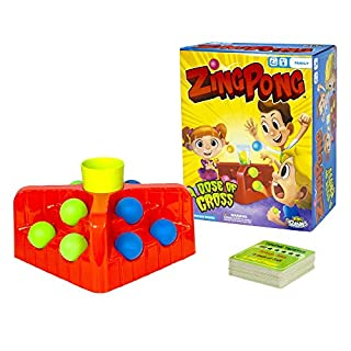 Zing Pong - Multi-Player Challenge Game for Ages 6 & Up, Many