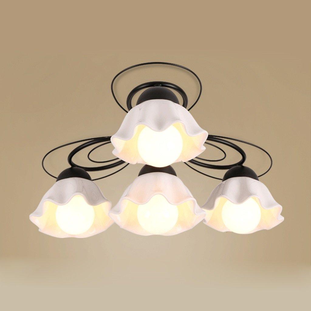 GJ- Lámparas de Techo Simple Moderno Dormitorio Luces ...