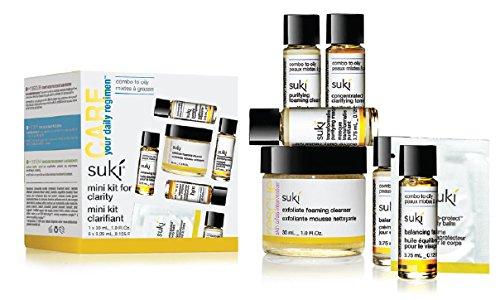 Suki Care Active Daily Regimen Mini Kit (Mini Peel Kit)
