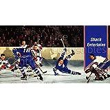 Jacques Plante, Eddie Shack, Harry Howell, Rod Gilbert, Phil Goyette Hockey Card 1994 Parkhurst Tall Boys 64-65 #164 Jacques Plante, Eddie Shack, Harry Howell, Rod Gilbert, Phil Goyette