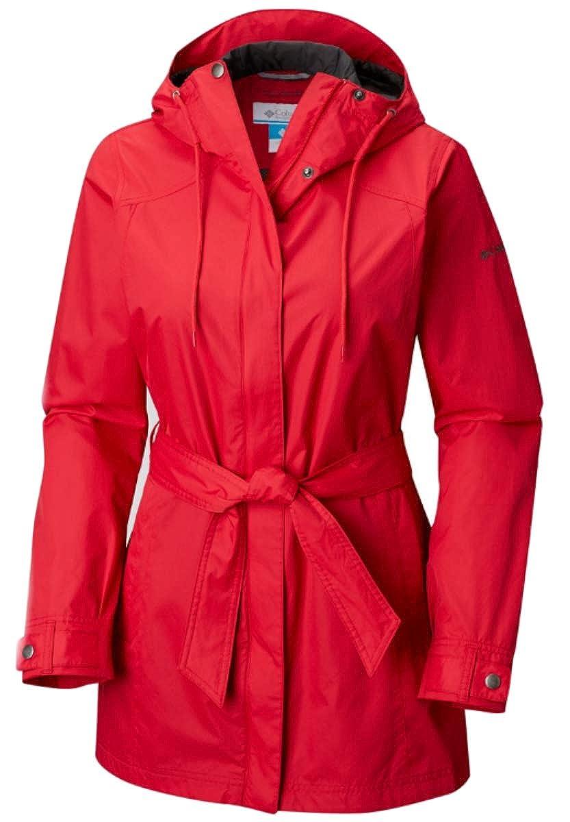 00e3d346acae Amazon.com  Columbia Women s Pardon My Trench Rain Jacket