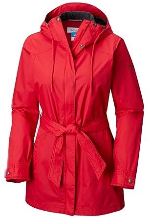 fa8b5b4f3f0 Amazon.com  Columbia Women s Pardon My Trench Rain Jacket