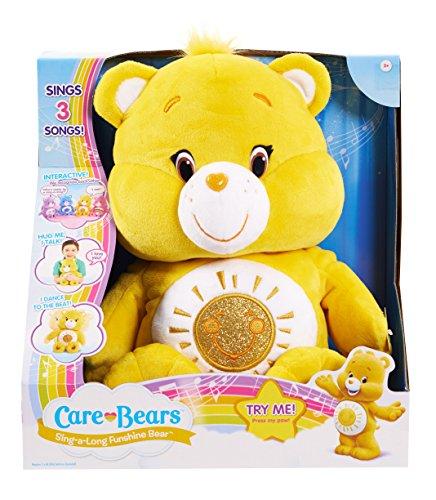 Care Bears Funshine Sing-a-Long Bear Plush - Funshine Bear Plush