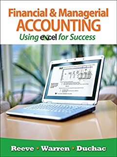 Amazon accounting using excel for success with essential financial and managerial accounting using excel for success with essential resources excel tutorials printed fandeluxe Images