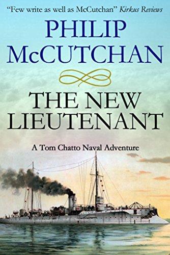 The New Lieutenant (Tom Chatto Naval Adventures Book 3) (The First Mediterranean Mariner Merchants Were The)