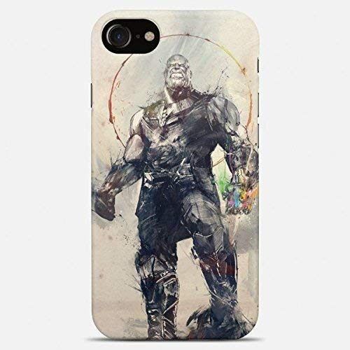 Inspired by Avengers infinity war phone case infinity war iPhone case 7 plus X 8 6 6s 5 5s se infinity war Samsung galaxy case s9 s9 Plus note 8 s8 s7 edge s6 s5 s4 note gift art cover thanos