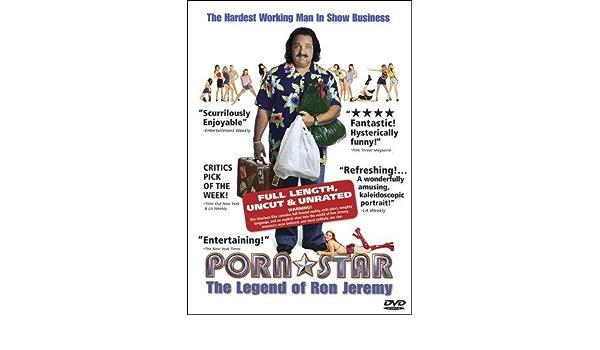PORN STAR -LALEYENDA DE RON JEREMY-: Amazon.es: RON JEREMY ...