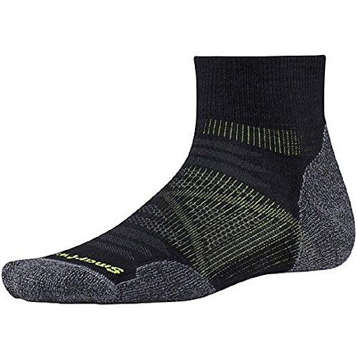Smartwool PhD Outdoor Light Mini Sock,Black,US M