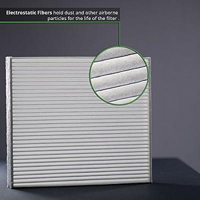 EPAuto GP114 CA11114 Extra Guard Rigid Panel Air Filter