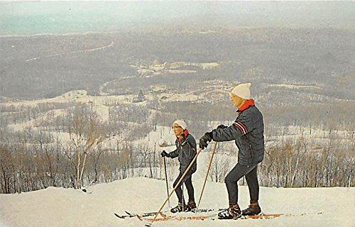 Pocono Pines, Pennsylvania Postcard