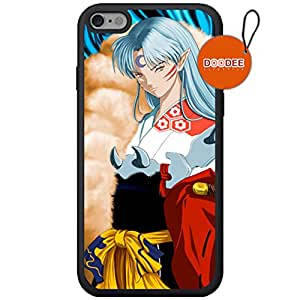 Inuyasha Anime iphone 6 Design Fashion Trend Cool Case Back Cover Plastic/Metal 81
