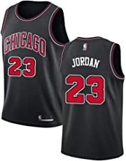 Men s Chicago Bulls  23 Michael Jordan Swingman Jersey 42386473bb214