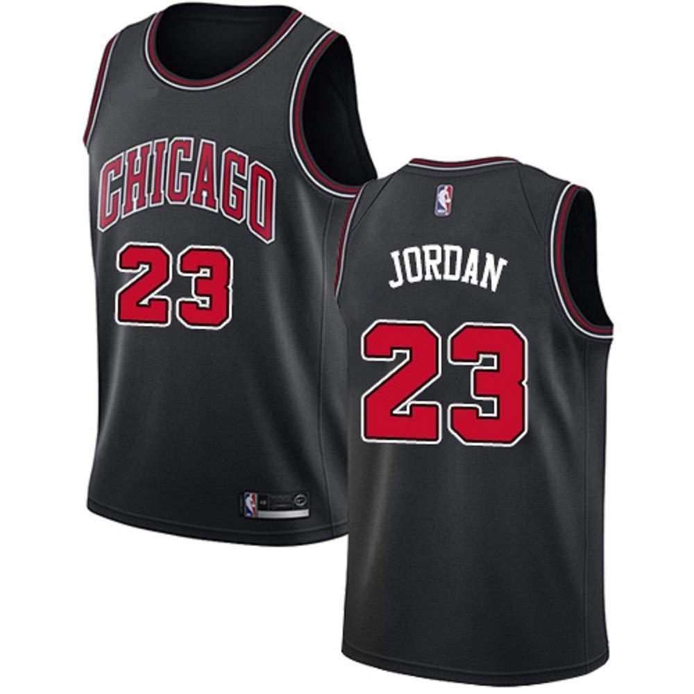 quality design b6a2b 4080b Men's Chicago Bulls #23 Michael Jordan Swingman Jersey