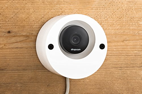 nest cam dropcam pro outdoor camera enclosure in white. Black Bedroom Furniture Sets. Home Design Ideas