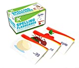 Kindergarten Spelling Flashcards: 240 Flashcards for Building Better Spelling Skills Based on Sylvan's Proven Techniques for Success (Sylvan Language Arts Flashcards)