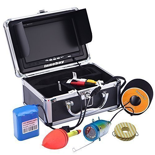 innobay Professional Fish Finder Underwater Fishing Video Camera 7