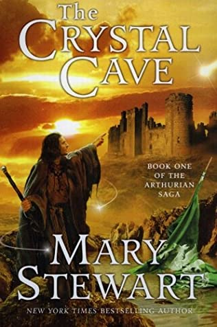 book cover of The Crystal Cave