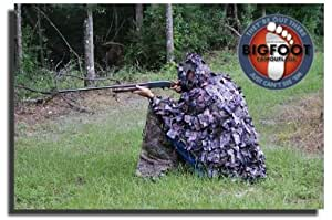 NEW Ghillie Suit Sniper Hunting Camo Camouflage