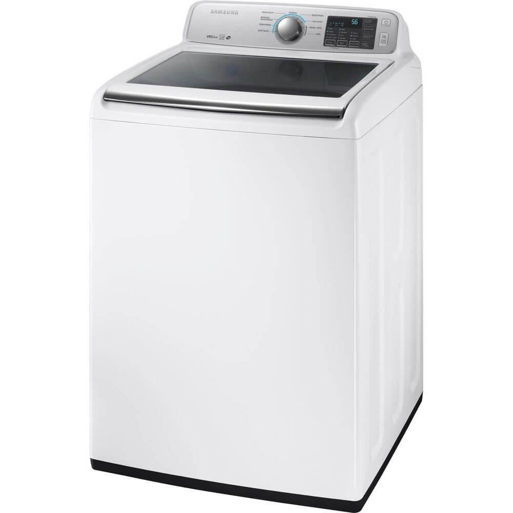 Amazon com: Samsung White Top Load Washer: Appliances