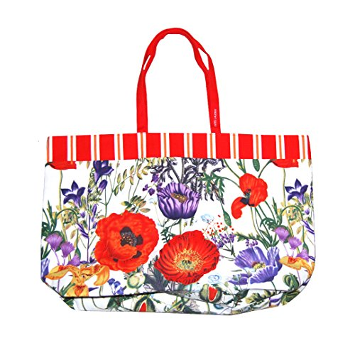 Estée Lauder Summer Vibes Large Tote Bag (Red ()