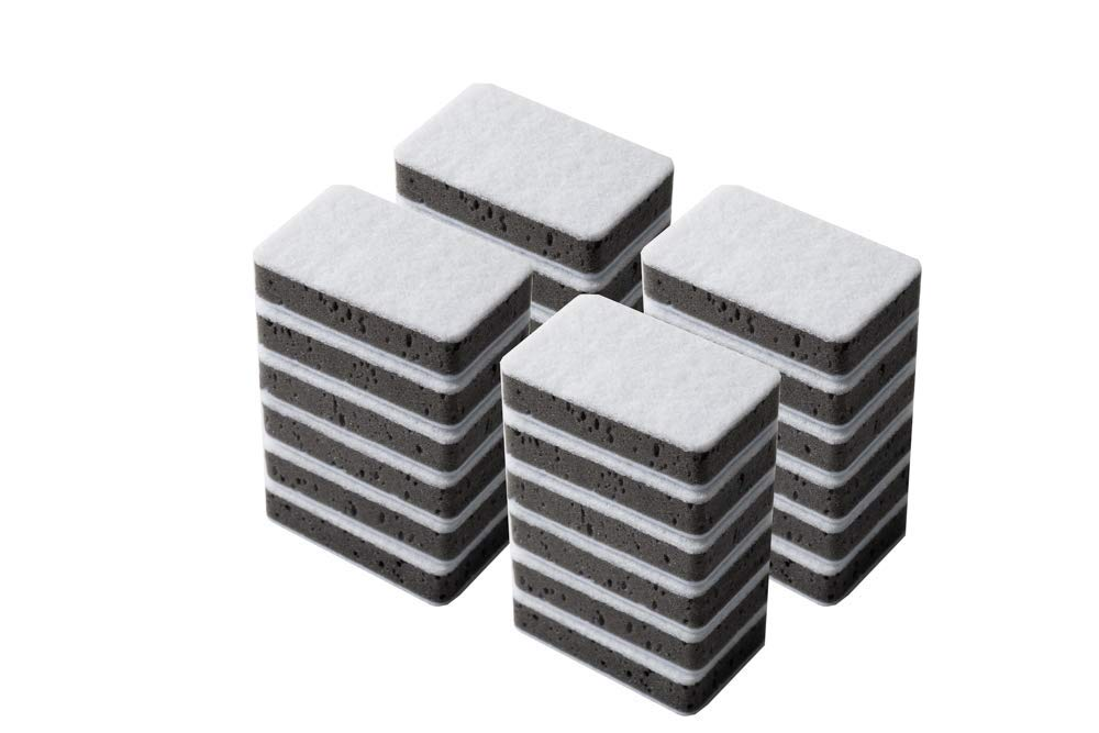 Klickpick Home 多目的スクラブノンスクラッチクリーニングスポンジ Pack of 48 B07N2J6SC9  Pack of 48