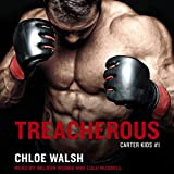Treacherous: Carter Kids Series, Book 1