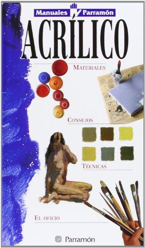 Descargar Libro Acrílico Equipo Parramon