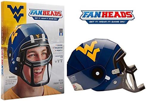 FanHeads Wearable College Football Helmets