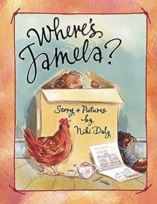 book cover of Where\'s Jamela?