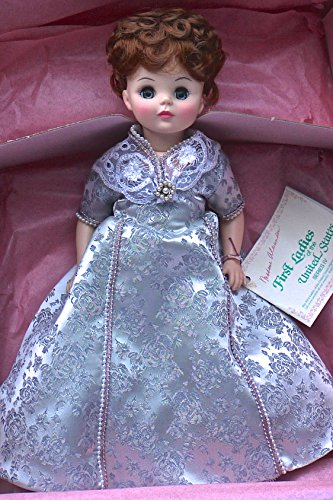 Madame Alexander Mary McElroy, First Lady Doll Collection Se