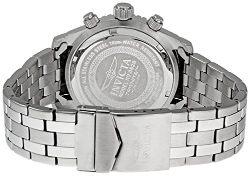Invicta Men's Specialty Collection Chronograph Stainless Steel Watch (0620)
