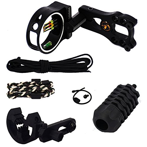 For Compound Bow Sight Light Hunting Accessories Fiber Thread Supply Durable