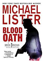 Blood Oath (a John Jordan Mystery Book 11)