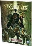 Tannhauser: 2nd Edition Rulebook