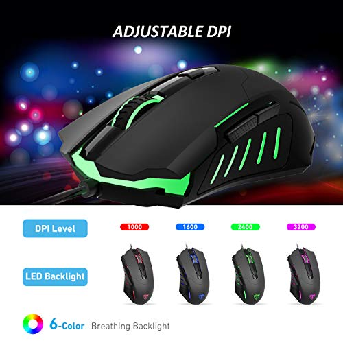 Buy wired gaming mouse