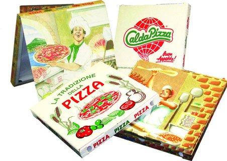 100 X CAJA BOX PIZZA CM 30 X 40 HECHO EN CAJA ECOLÓGICA PARA IDEAL COMIDA PARA LLEVAR PIZZA Y ALIMENTACIÓN: Amazon.es: Hogar