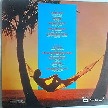 TROPICO VARIOS -SALSA-MERENGUES EMI/SONY MUSIC