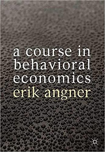 A course in behavioral economics 9780230304543 economics books a course in behavioral economics 9780230304543 economics books amazon fandeluxe Choice Image