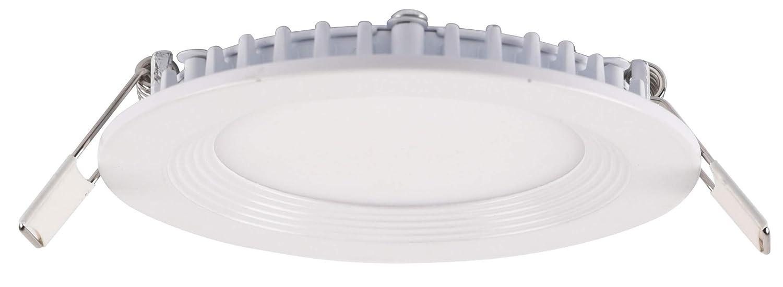 Facon 3Inch 12V LED Recessed Light Slim Panel Light RV Puck Light, 6W 330 Lumens Genesis Lighting Co Ltd