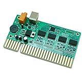 【ゲーセン 筐体 対応/ 2プレイヤー設定可能 JAMMA アーケードスティック をUSBへ変換 / 2軸12ボタン 】JAMMA to USB 変換 コンバータ 基板 [cxd1774] [並行輸入品]