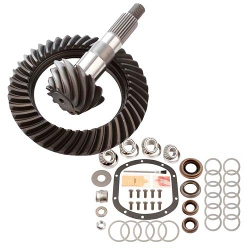 3.73 RING AND PINION & MASTER BEARING INSTALLATION KIT - DANA 30 TJ ()