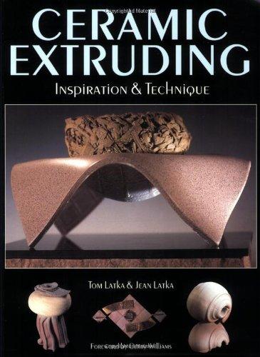 Ceramic Extruding: Inspiration & Technique (Springs Clays Sandy)