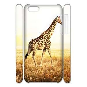 ALICASE Design Diy hard Case Giraffe For Iphone 4/4s [Pattern-1]