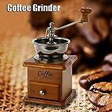 Shop24Hrs Retro Wooden Coffee Bean Hand