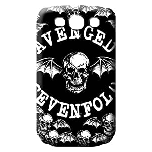 samsung galaxy s3 phone back shell Protector cases Durable phone Cases avenged sevenfold