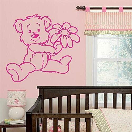 Chambre D Enfant Bébé Ours En Peluche Peinture Murale Géant