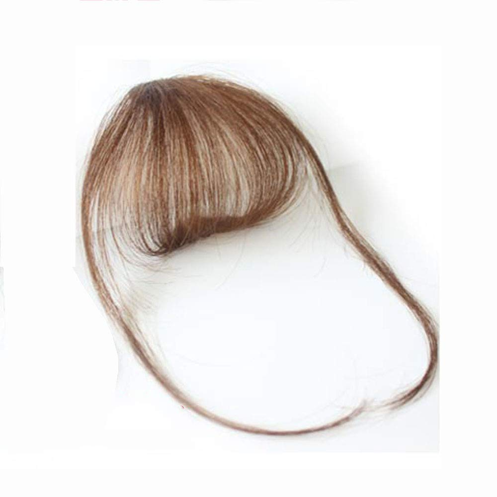 Amazon.com: QFFL Peluca de jiafa, peluca de pelo real ...
