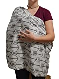 Nursing Cover Infinity Scarf for Breastfeeding